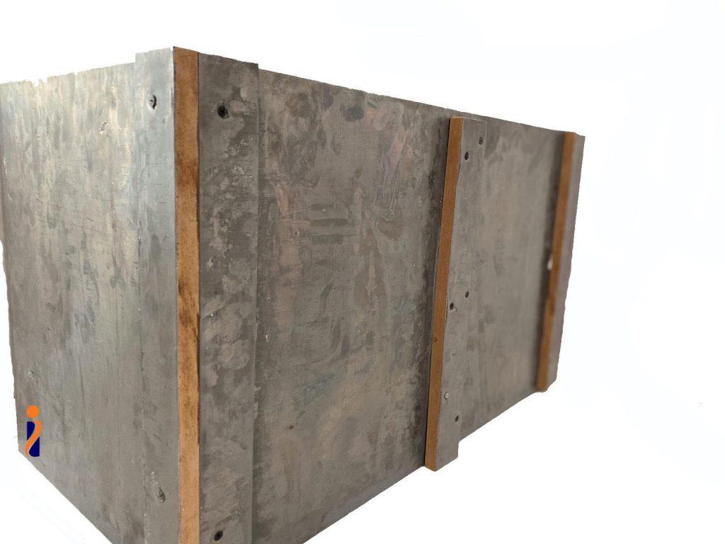 kurşunlu ahşap duvar panelleri